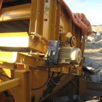 Portable Rock Crusher Connections